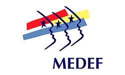 Réseaux et partenaires - MEDEF | cabinet comptable aux Sables d'Olonne et à La Roche sur Yon