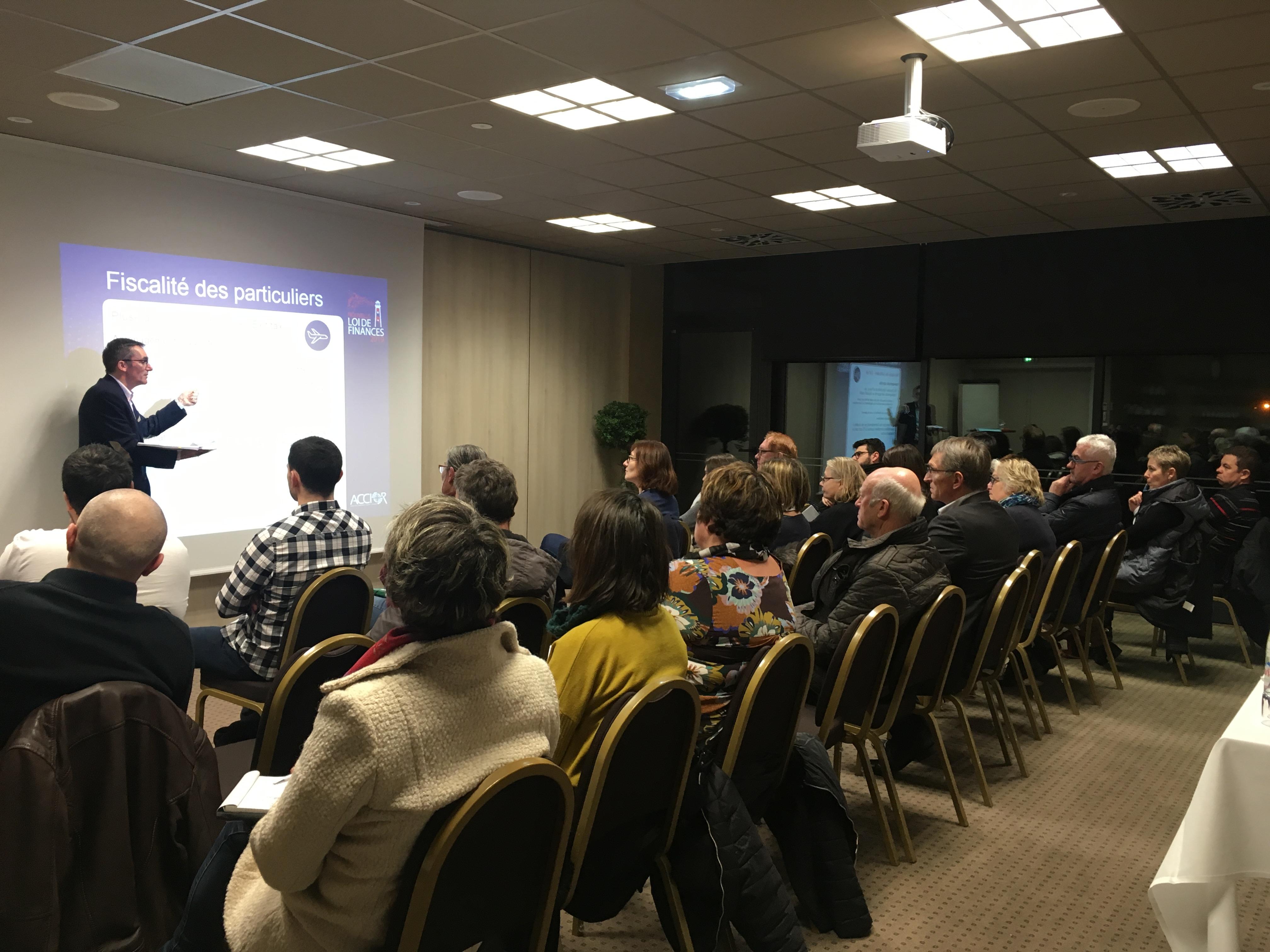 Réunion d'informations épargne salariale - événement | cabinet comptable aux Sables d'Olonne et à La Roche sur Yon