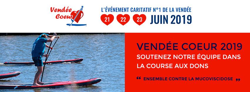 Vendée Coeur 2019 - bandeau | cabinet comptable aux Sables d'Olonne et à La Roche sur Yon