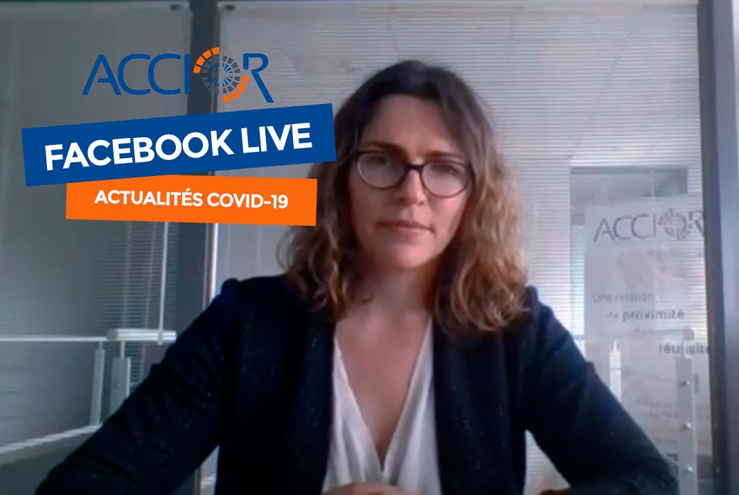 Actualités - Facebook Live 22-04-20   cabinet comptable Les Sables d'Olonne et La Roche sur Yon