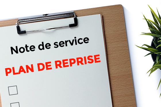 Actualités - reprise d'activité | cabinet comptable Les Sables d'Olonne et La Roche sur Yon