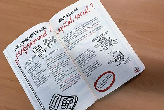 Guide de la création d'entreprise capital social | cabinet comptable aux Sables d'Olonne et à La Roche sur Yon