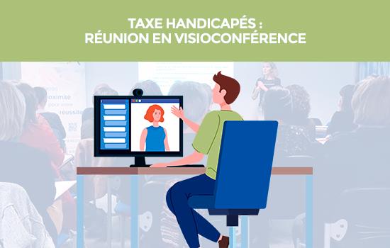 ACCIOR-Taxe handicapés-visioconférence | cabinet comptable aux Sables d'Olonne et à la Roche sur Yon